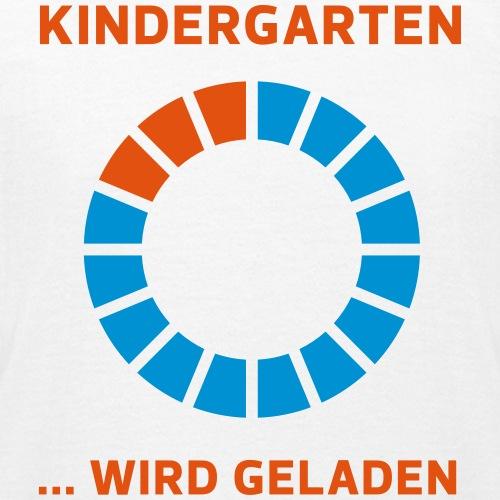 Kindergarten wird geladen 04