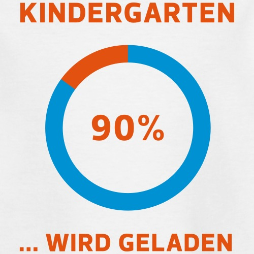 Kindergarten wird geladen 05