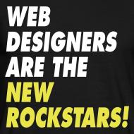 Ontwerp ~ Web Designers Are The New Rockstars!