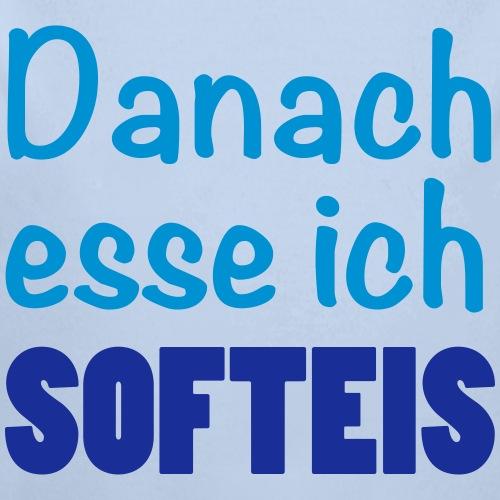 Danach esse ich SOFTEIS #Design