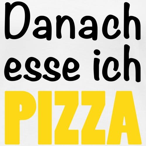 Danach esse ich PIZZA #Koch