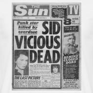 Design ~ Sid Vicious Dead
