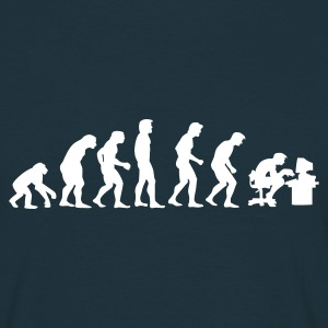 evolution T-shirts - Herre-T-shirt