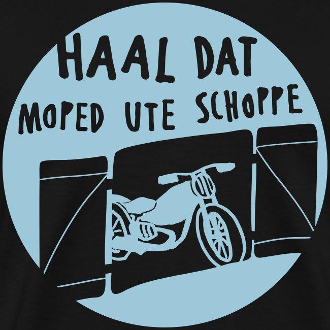 moped - männer premium t-shirt