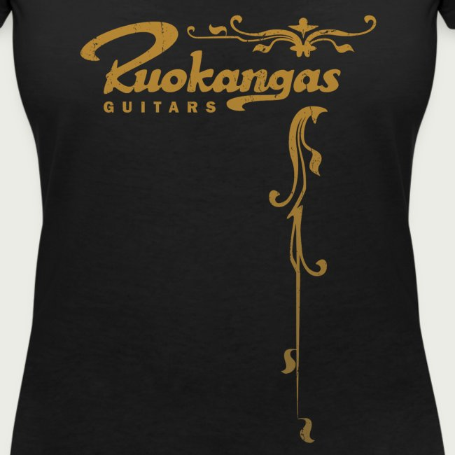Ruokangas V-Neck T-shirt (Women's)