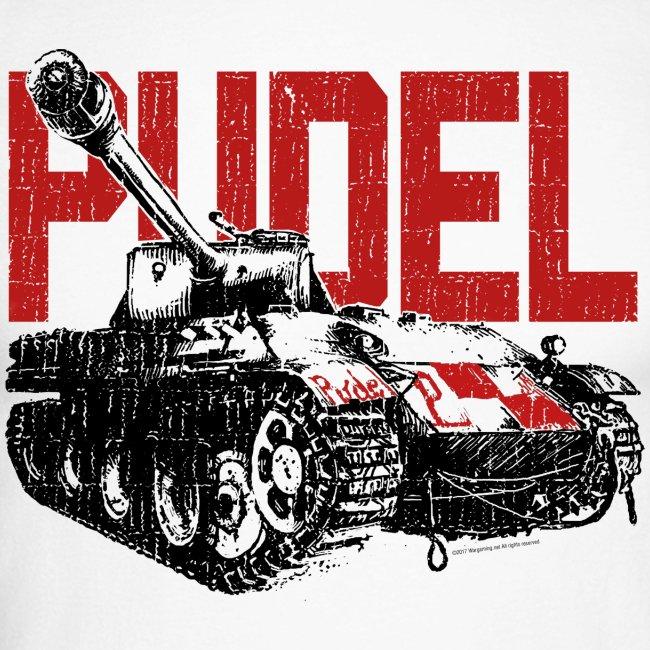 PUDEL - Men's Baseball Longsleeve Shirt