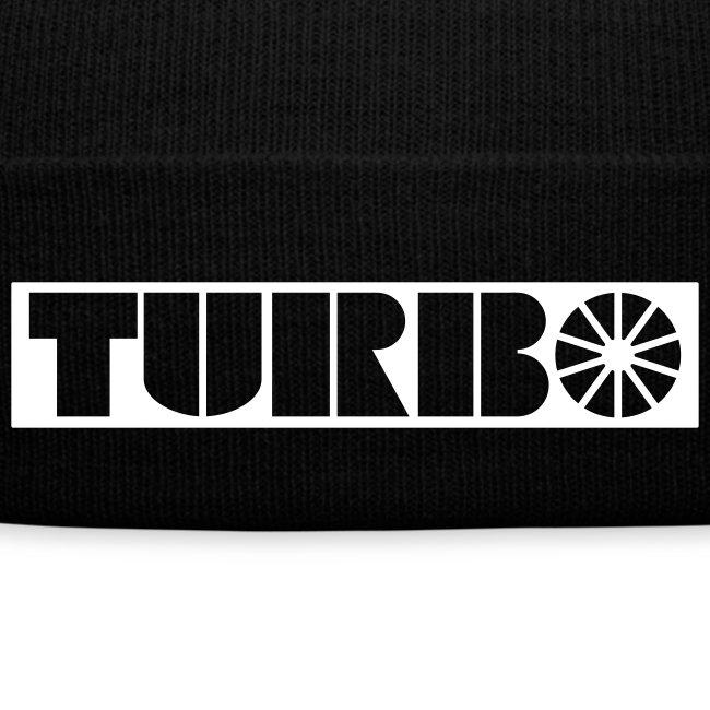 Old  Turbo emblem winter cap