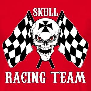Skull Racing flags