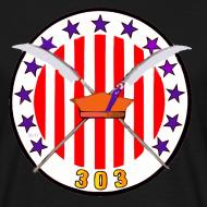 ~ Odznaka Dywizjonu 303 (kolorowa)
