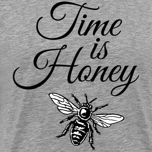 Time is Honey Imker Design (zweifarbig)