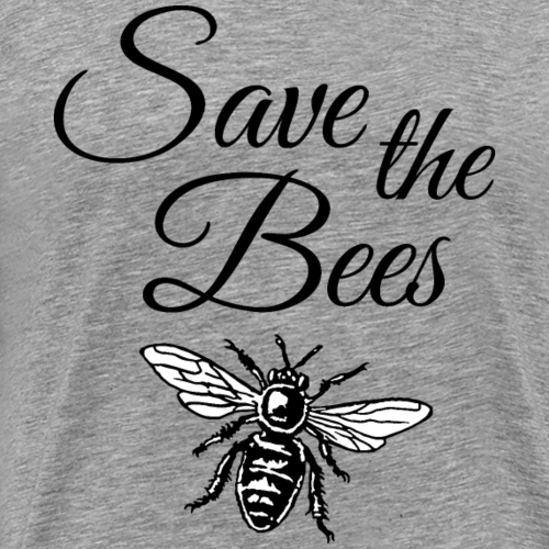 Save the Bees Imker Design (zweifarbig)