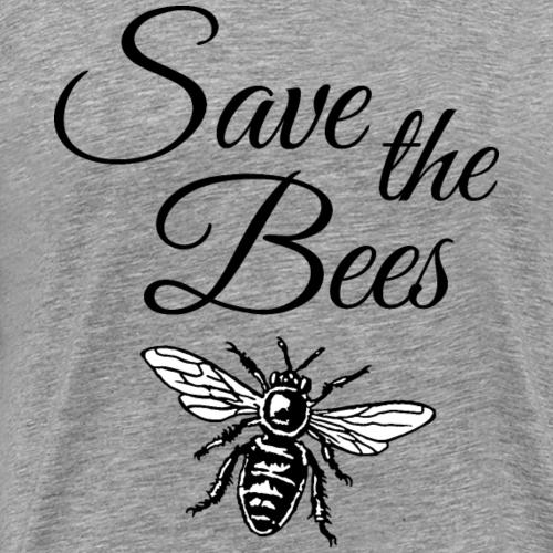 Save the Bees Imker Design (zweifarbig)