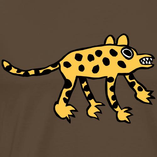 Antons Gepard (Auge weiß)