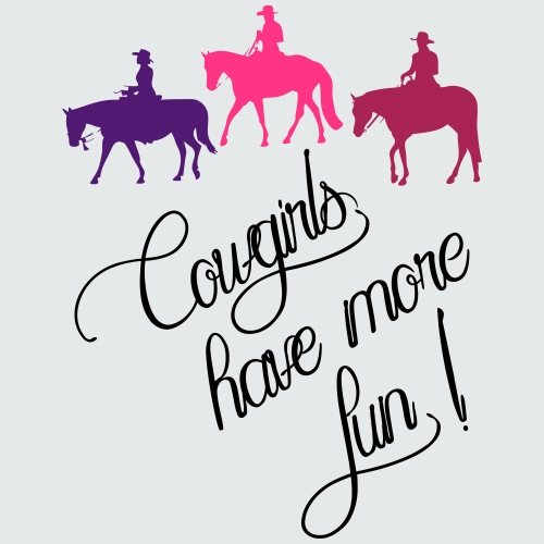 Cowgirls have more fun
