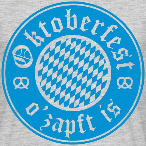 Oktoberfest O'zapft is