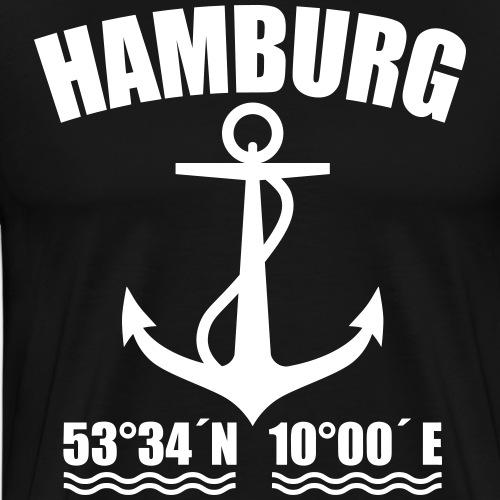 27 Hamburg Anker Maritim Koordinaten