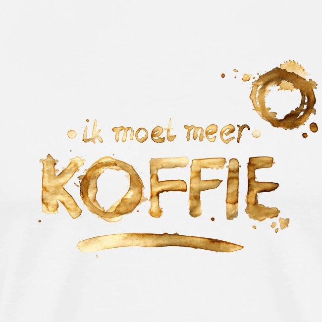 Koffie mannen premium