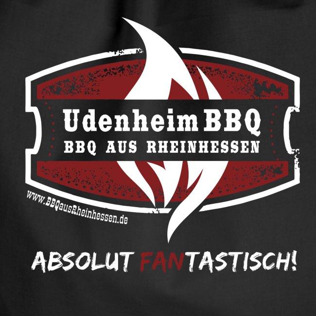 """UdenheimBBQ Gymbag """"Absolut FANtastisch"""""""