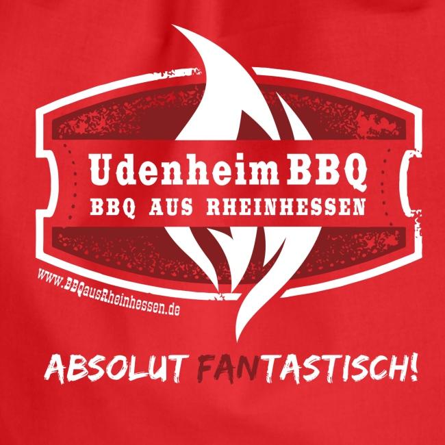 """Gymbag UdenheimBBQ """"Absolut FANtastisch"""""""