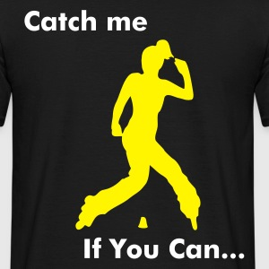 Catch me If You Can... - T-shirt Homme