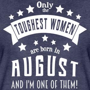 """Geburtstag T-Shirts mit """"Geboren im August Frauen Geburtstag"""""""