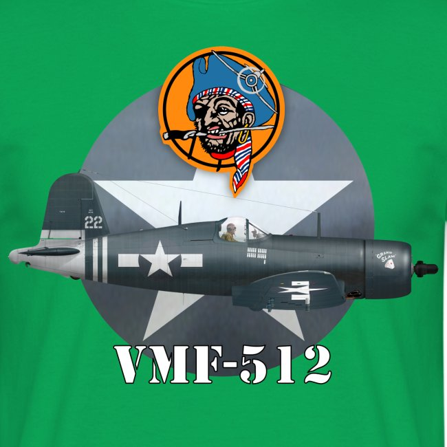 F4U Corsair VMF-512