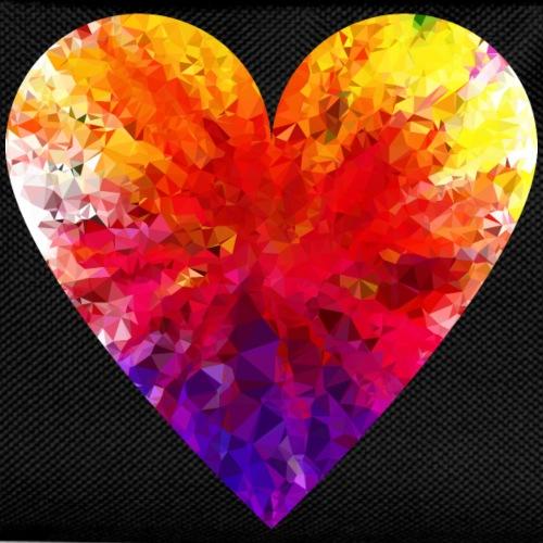 Herz Kristall