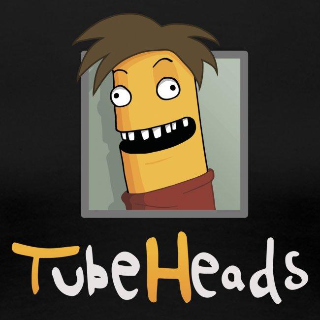 TubeHeads T-Shirt Damen Logo groß