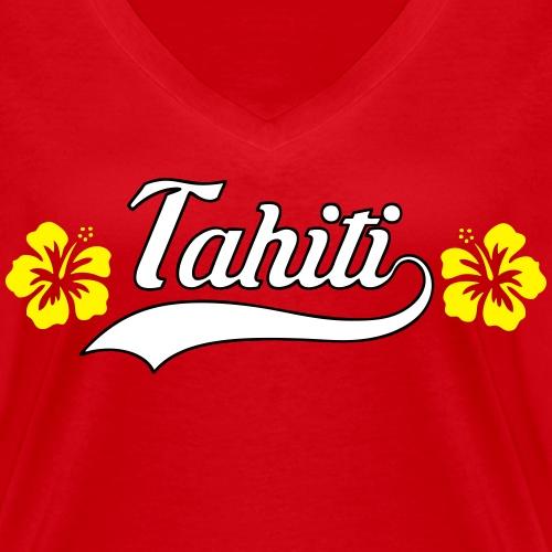 Tahiti hibiscus