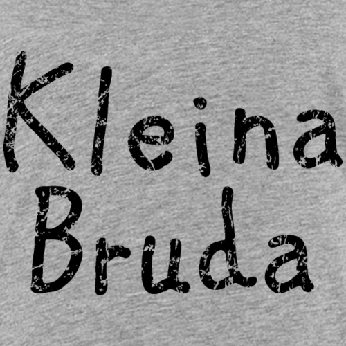 Kleina Bruda (Distressed Schwarz)