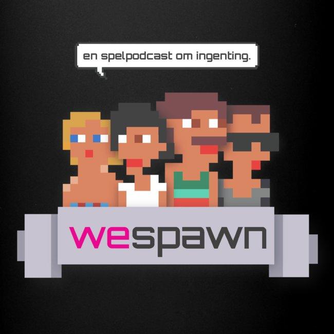 WeSpawn Mugg - Svart