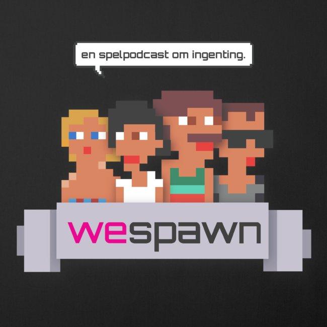 WeSpawn Kudde - Svart