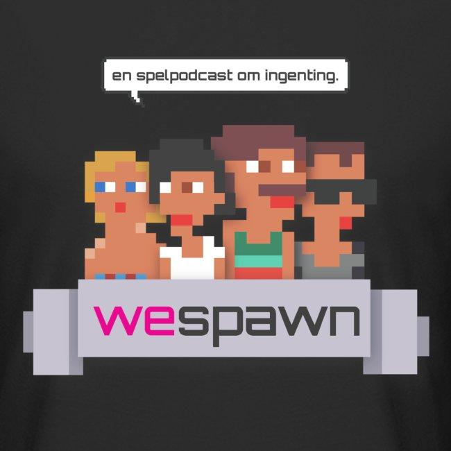 WeSpawn - Svart