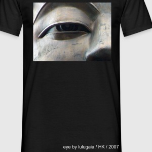 Black eye by lulu Men's T-Shirts - Men's T-Shirt