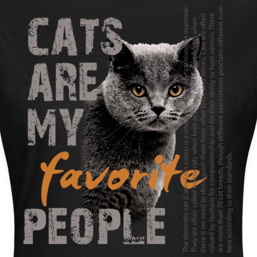 cats favorite people