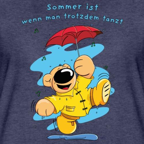 Sommer ist, wenn man trotzdem tanzt