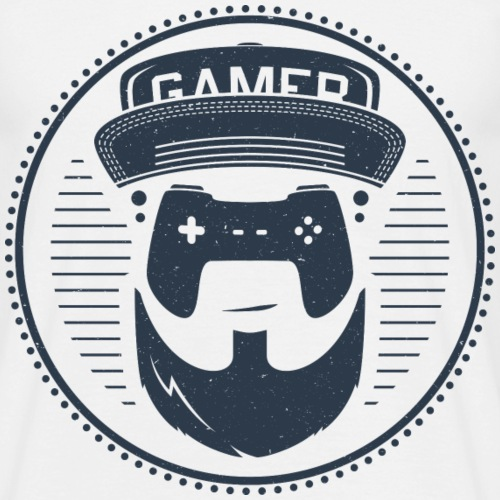 T-Shirt-Design-gamer