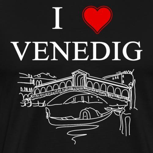 I love Venedig