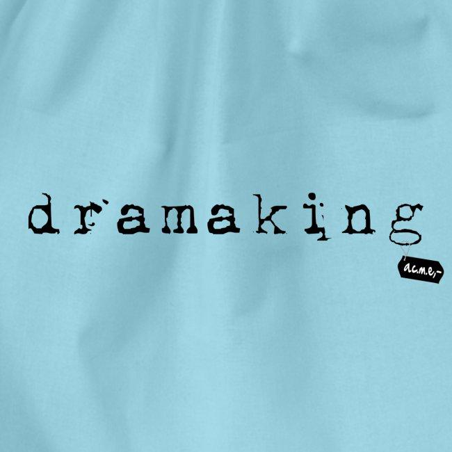 Dramaking Beutel Blau