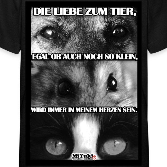 Miyukis Spruch Kinder T-Shirt