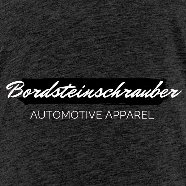 "BRDSTN Shirt ""Bordsteinschrauber"" Kinder Graphit"