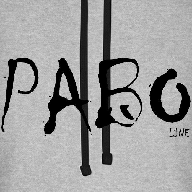 "Unisex-Baseball Hoodie ""paboline"""