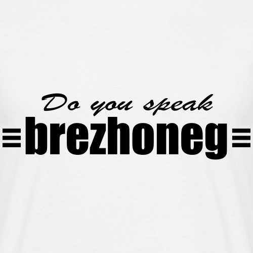 do you speak Brezhoneg
