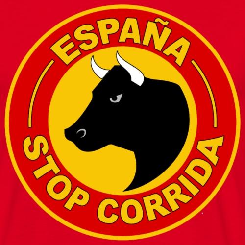 España stop corrida