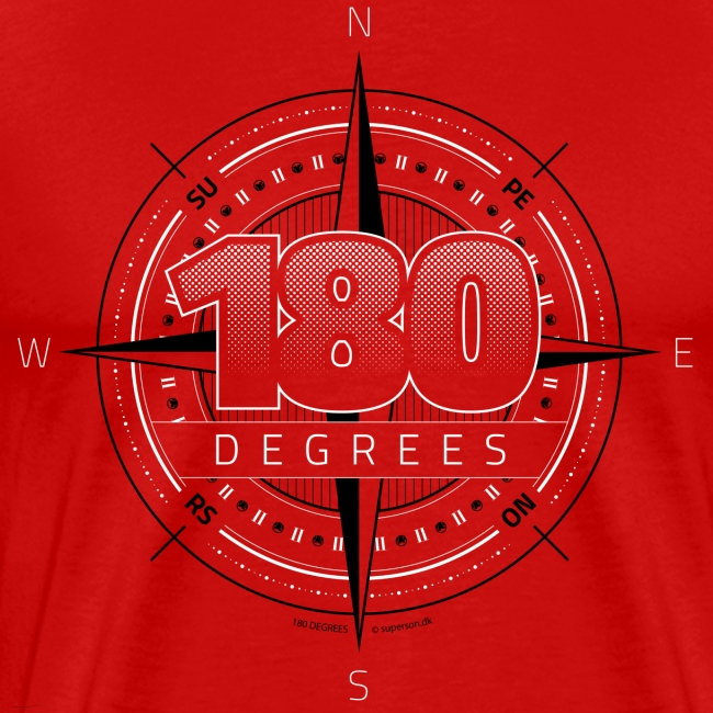 180 Degrees  ♂
