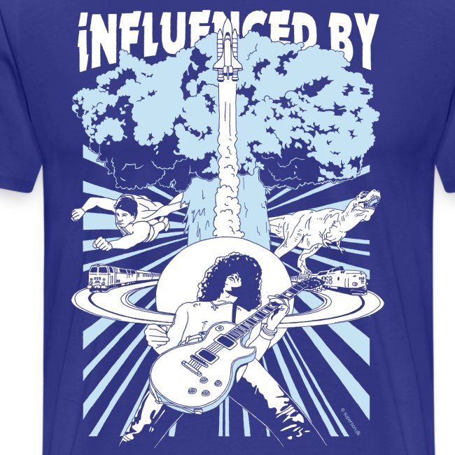 Influenced By  ♂