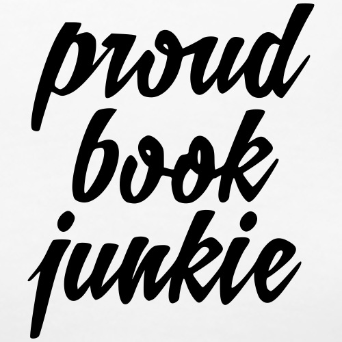 proud book junkie