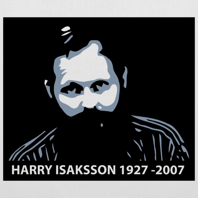 Harry Isaksson - Tygväska