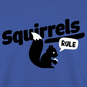 Army squirrels rule - eichhörnchen Sweatshirts - Herre sweater