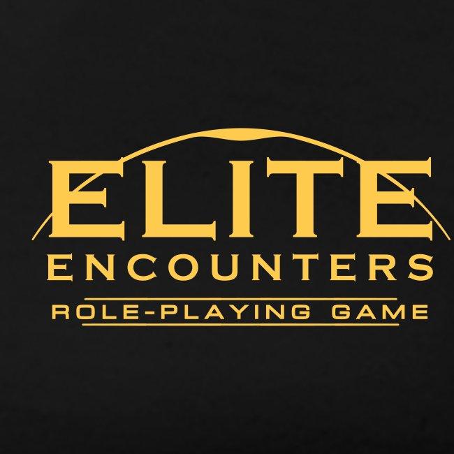 Elite Encounters Logo Ladies T-shirt